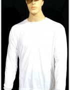 White Long Sleeves T-Shirt ( Brand Survival )