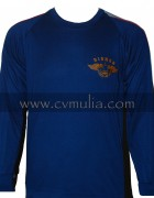 Long Sleeves Blue – Blue Light T-Shirt ( Brand JAS )
