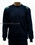 Long Sleeves Black Camouflage T-Shirt ( Brand Survival )