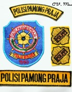 Police, PP, Linmas, Dishub, ect Badge Attributes