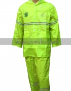 Green Scotlite Raincoat