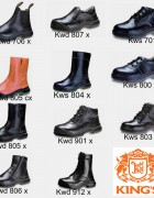 King's Safety Shoes